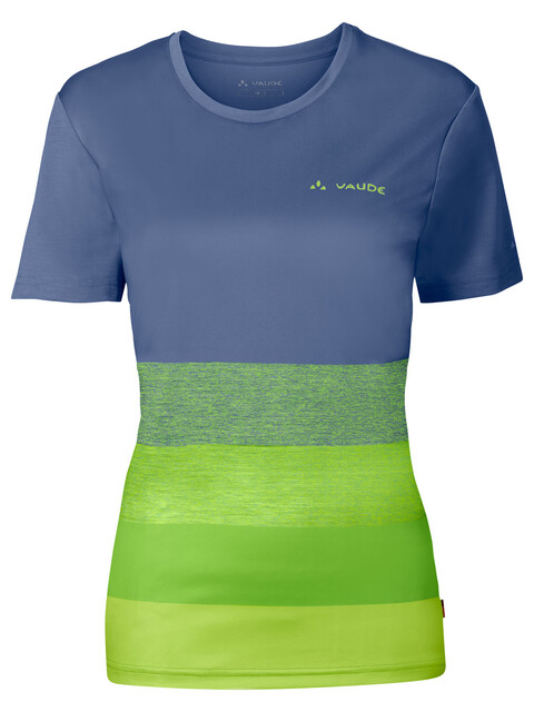 VAUDE Moab II - Mujer - verde/azul